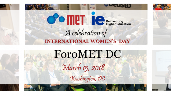 MET Community and IE Business School Celebrate International Women's Day – March 15